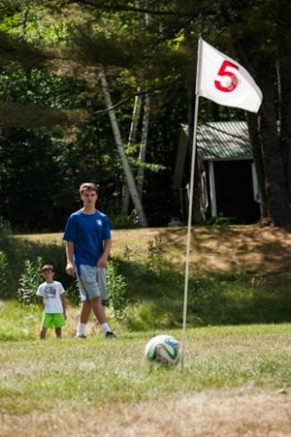 soccer golf original kingswood game