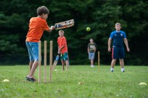 cricket boys summer camp sports games