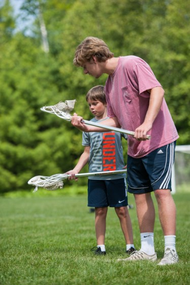 lacrosse clinic sports games boys summer camp