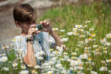 photography art creative boys summer camp overnight new hampshire