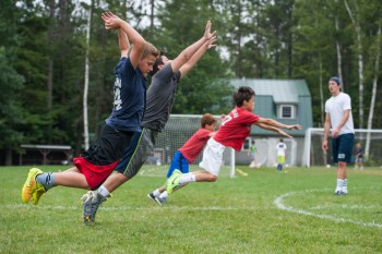 clinics boys summer camp fitness nature new hampshire