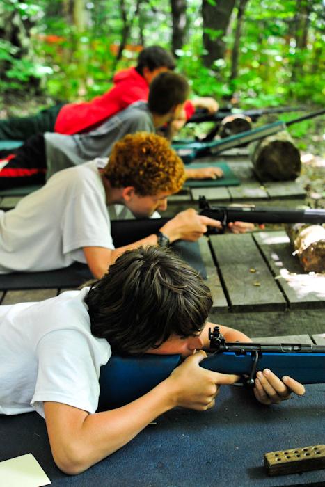 The Rifle Range