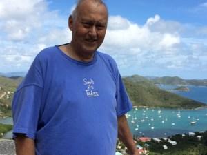 """Erland Charles Leslie """"Erl"""" McLetchie (1949-2016)"""
