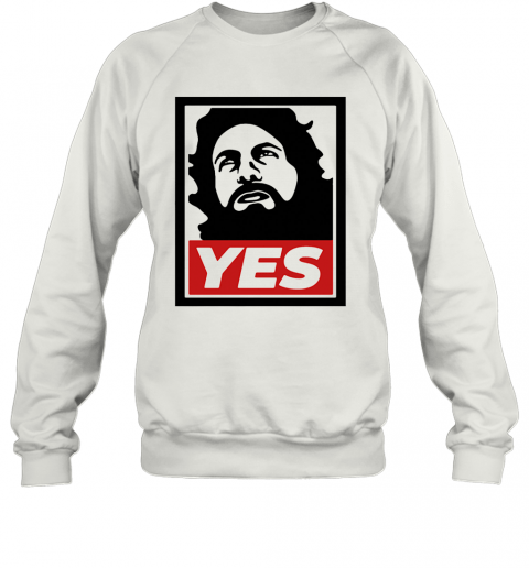 Daniel Bryan Yes Art T-Shirt Unisex Sweatshirt