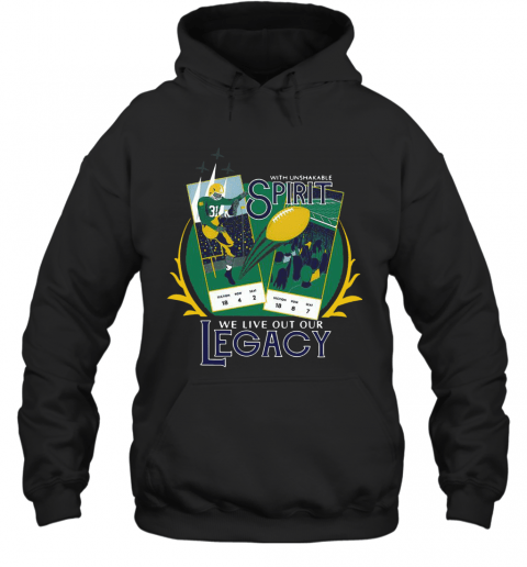 Notre Dame The 2020 T-Shirt Unisex Hoodie