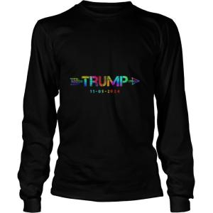 Trump 11 05 2024 Arrow shirt