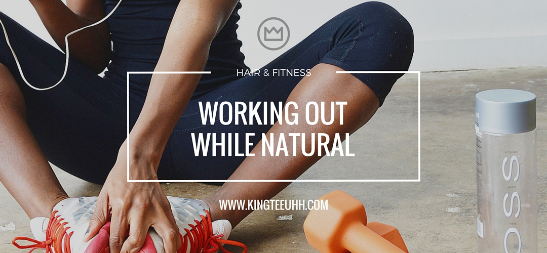 Working Out While Natural