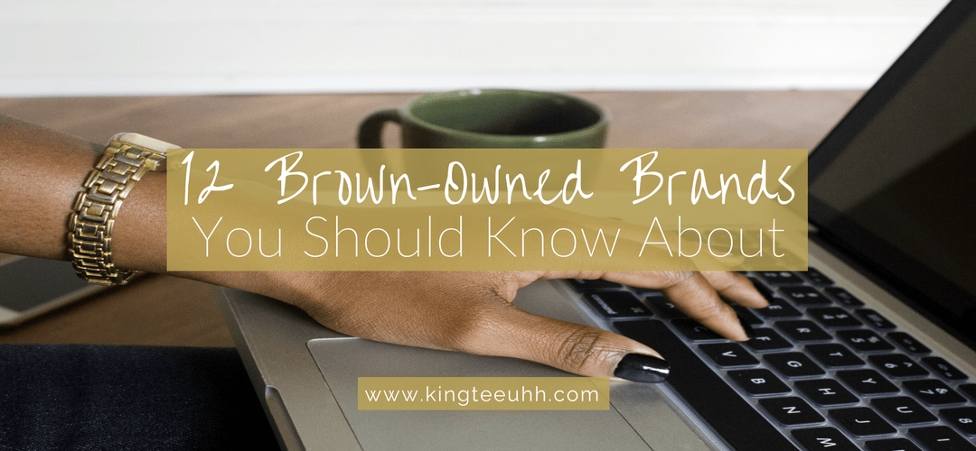 12 Growing Brown-Owned Brands You Should Know About