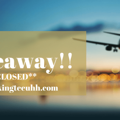 2016 Travel Recap Giveaway!! | Kingteeuhh