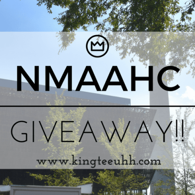 Win NMAAHC Tickets | Giveaway