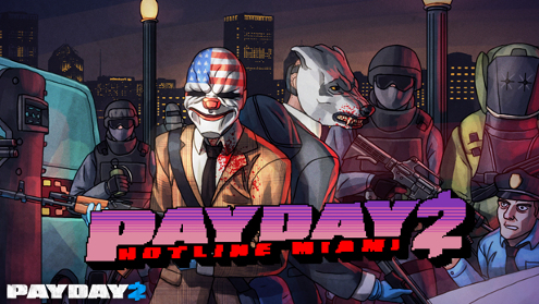 Payday 2 Hotline Miami DLC Is Available Also Patch 37