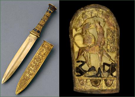 Image result for tutankhamun tomb artifacts