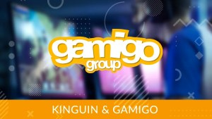 Kinguin & Gamigo cooperation