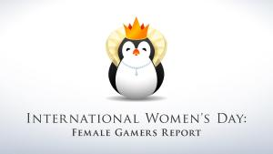 Women's Day – Female gamers report