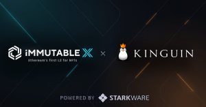Kinguin partners with Immutable X (NFT solution)