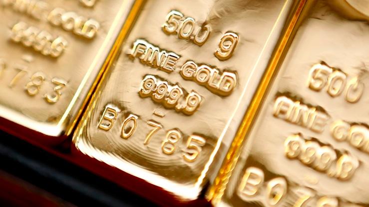 Roi Nouvelles du monde - une vue remarquable sur la guerre en or et le dollar US