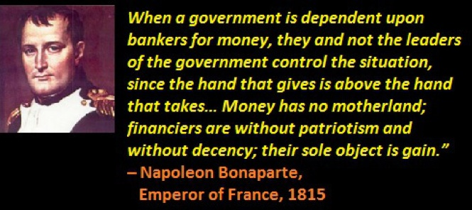 Image result for banksters rule the world