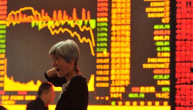 Roi Nouvelles du monde - Bill Fleckenstein - Krach boursier de la Chine, QE4, planificateurs centraux et la guerre en Or