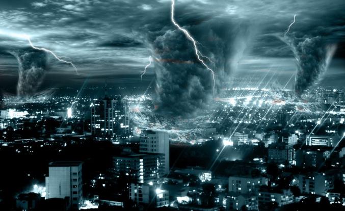 King World Nouvelles - Un Jour Mauvais présage Et la tempête qui va choquer le monde