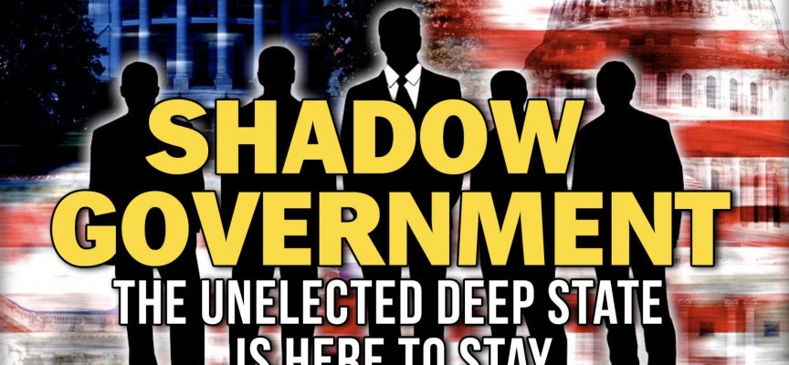 John Embry Warns The 'Deep State' Shadow Government Is Hard At Work In Financial Markets