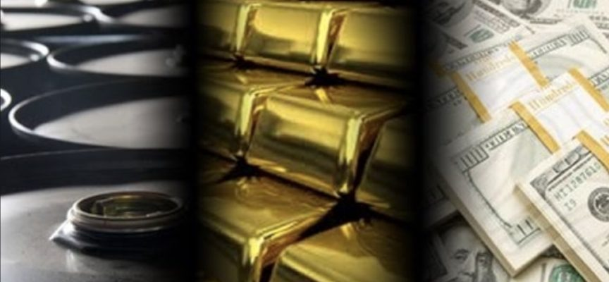 ALERT: Major US Dollar Warning As Gold Set To Surge Above $1,400!