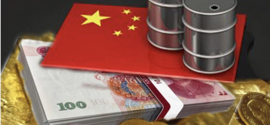 """Takedown Setting The Stage For """"Goodbye US Dollar"""" As China To Revalue Gold Sharply Higher"""