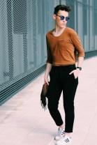 Pantalones Skinny Fit: Zara