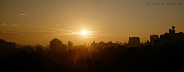sunrise in parção