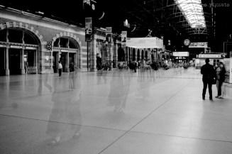haunted station #1