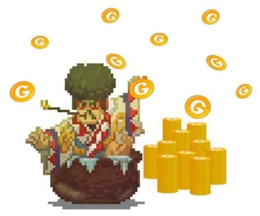ゲーム内通貨のGUMとは