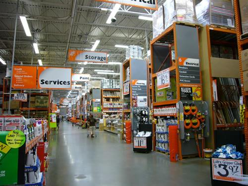 ホームデポ(Home Depot)