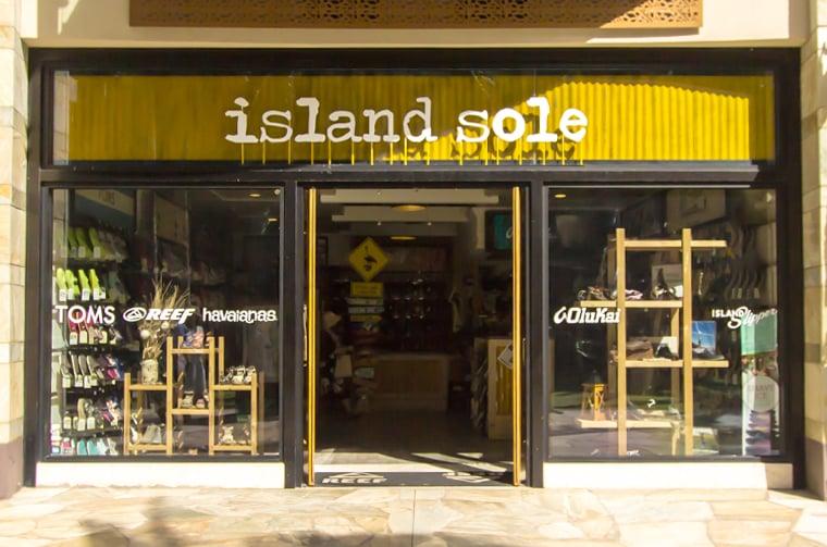 Island Sole アイランド・ソール