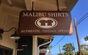 Malibu Shirts Haleiwa(マリブ・シャツ)
