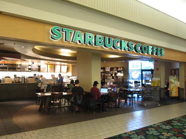 STARBUCKS COFFEE(スターバックス・コーヒー)