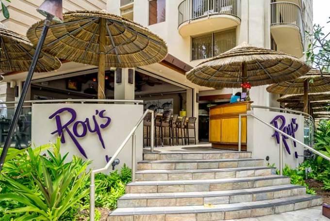 Roy's Waikiki(ロイズ・ワイキキ)