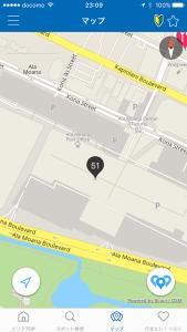 優待店を地図から探す