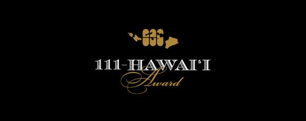 111-HAWAII AWARD(ワン・ワン・ワン ハワイ アワード)とは