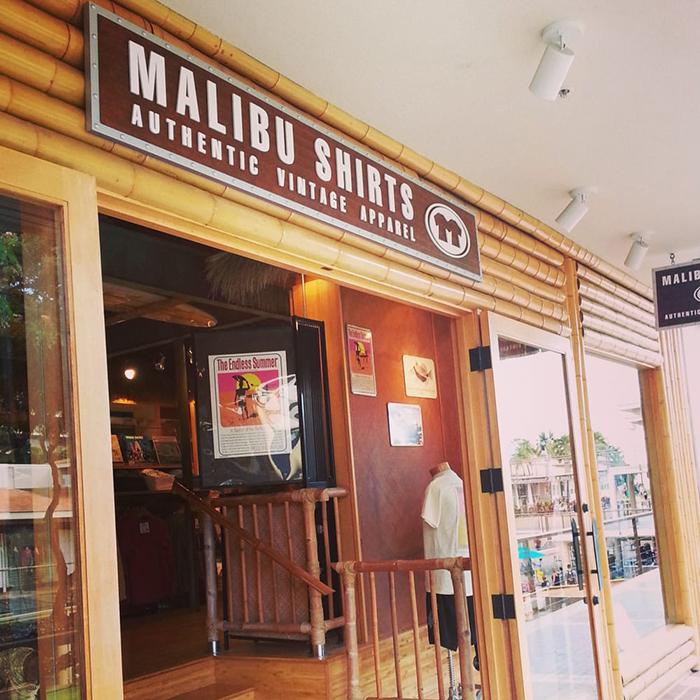 MALIBU SHIRTS Whalers Village(マリブシャツ・ホエラーズ・ビレッジ)詳細