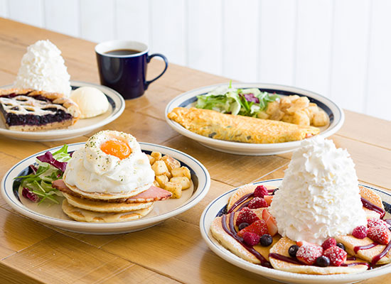 大阪梅田に「Eggs 'n Things 梅田茶屋町店(エッグスンシングス梅田茶屋町店)」がオープン!