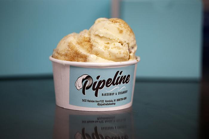 カイムキの「Pipeline Bakeshop & Creamery(パイプライン・ベイクショップ&クリーマリー)」をチェック!