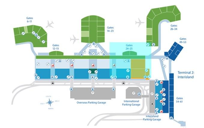 Main Terminal(Gates 24-25)