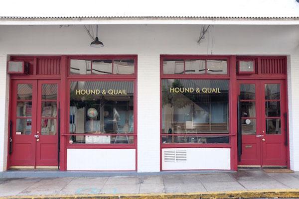 Hound and Quail(ハウンド&クエイル)