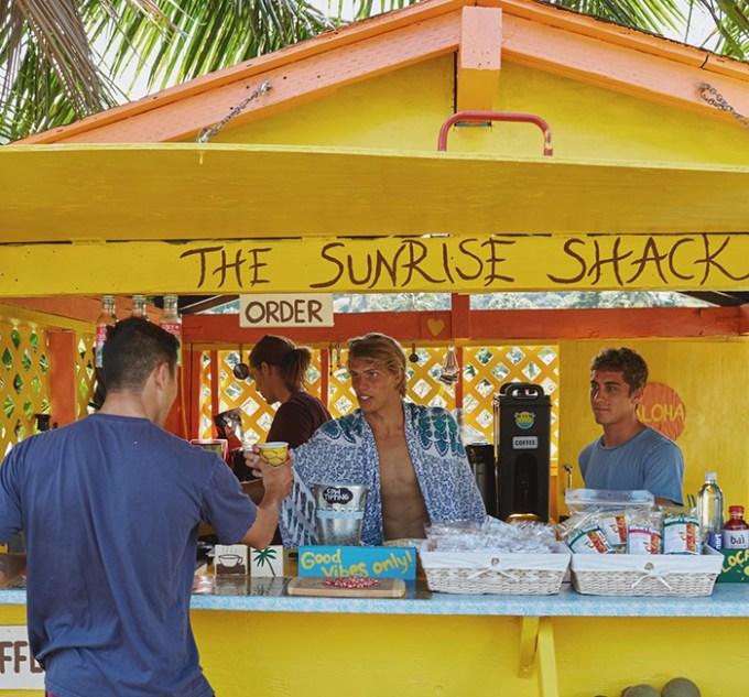 Sunrise Shack(サンライズ・シャック)とは