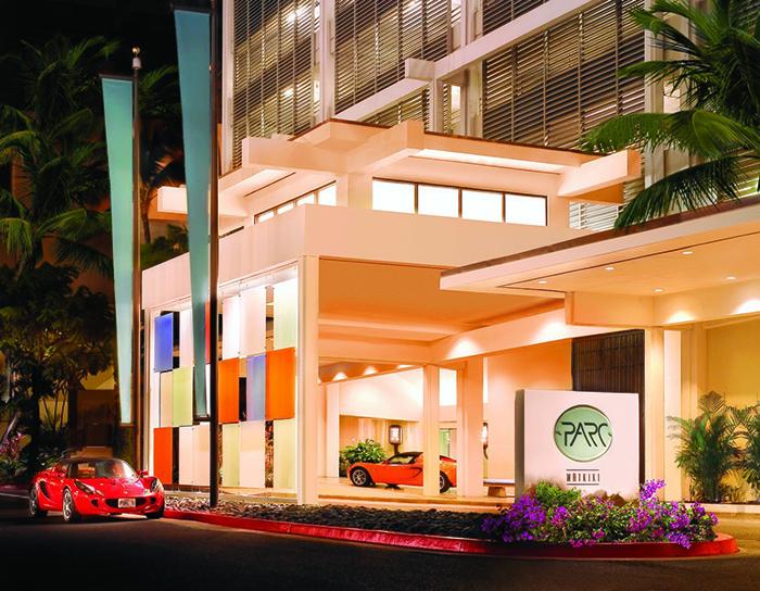 Waikiki Parc Hotel(ワイキキ・パーク・ホテル)