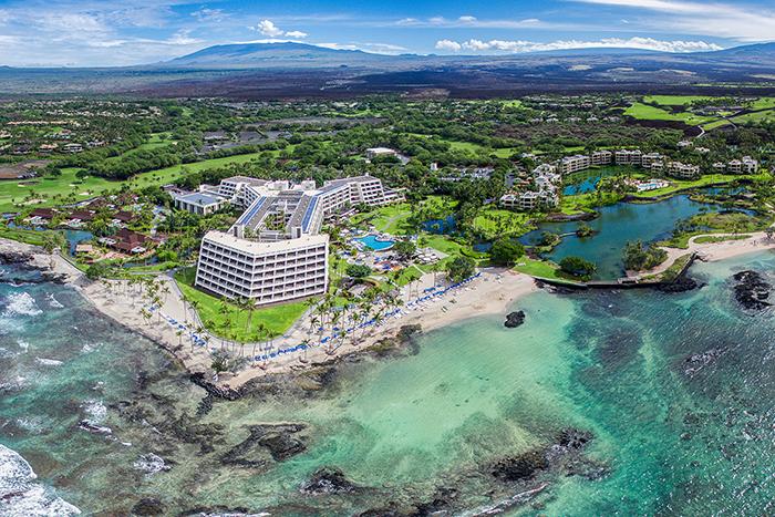 Mauna Lani Bay Hotel & Bungalows(マウナ・ラニ・ベイ・ホテル&バンガローズ)