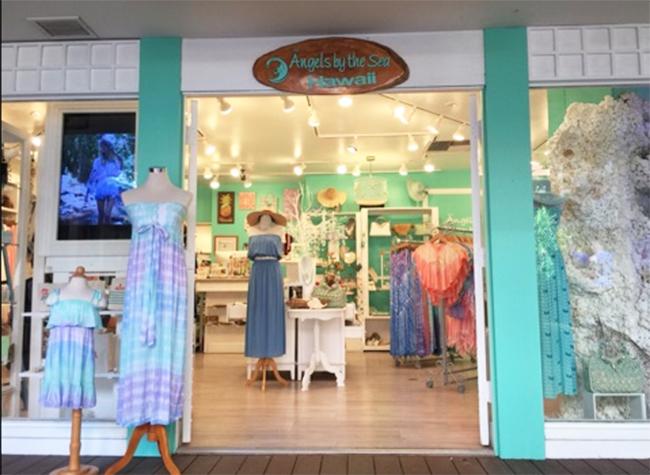 Angels by the Sea Hilton Hawaiian Village(エンジェルズ・バイ・ザ・シー ヒルトン・ハワイアン・ビレッジ店)