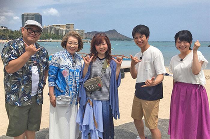 関西テレビで8/11から3週にわたり「モモコのOH!ソレ!み~よ!【ハワイSP!奇跡ぶらり&(秘)DIY】」が放送されるそうです