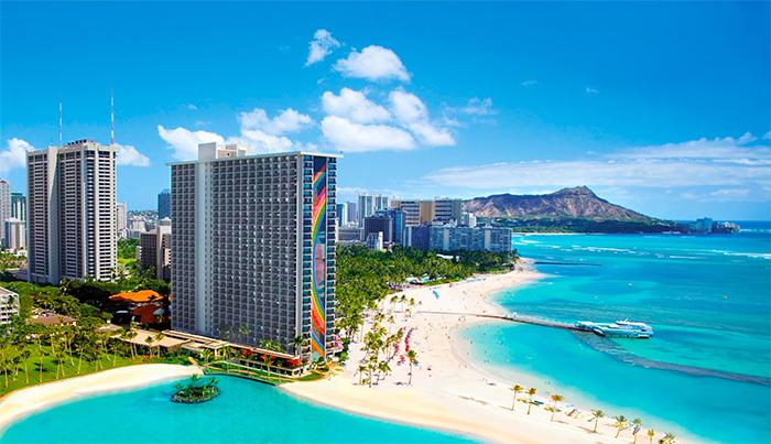 Hilton Hawaiian Village Beach Resort(ヒルトン・ハワイアン・ビレッジ・ビーチ・リゾート)
