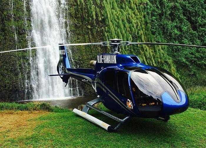 Blue Hawaiian Helicopters(ブルー・ハワイアン・ヘリコプターズ)