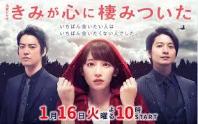 2018新ドラマ「きみが心に棲みついた」に吉岡里帆!キャストやあらすじを紹介!